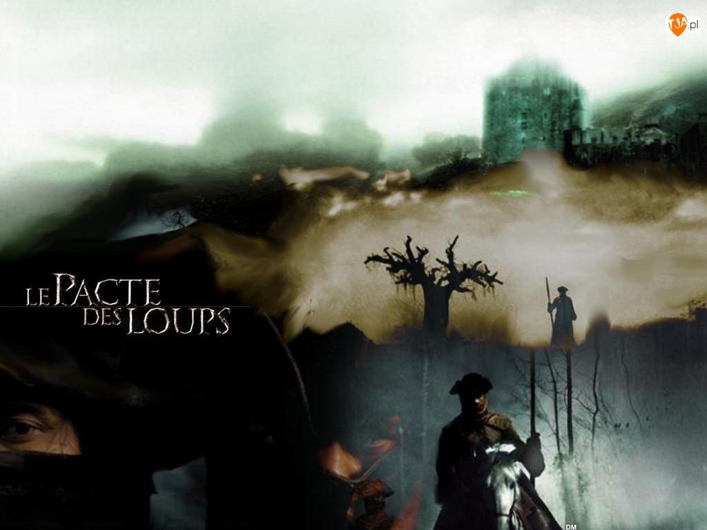 Brotherhood Of The Wolf, postać, mgła, zamek