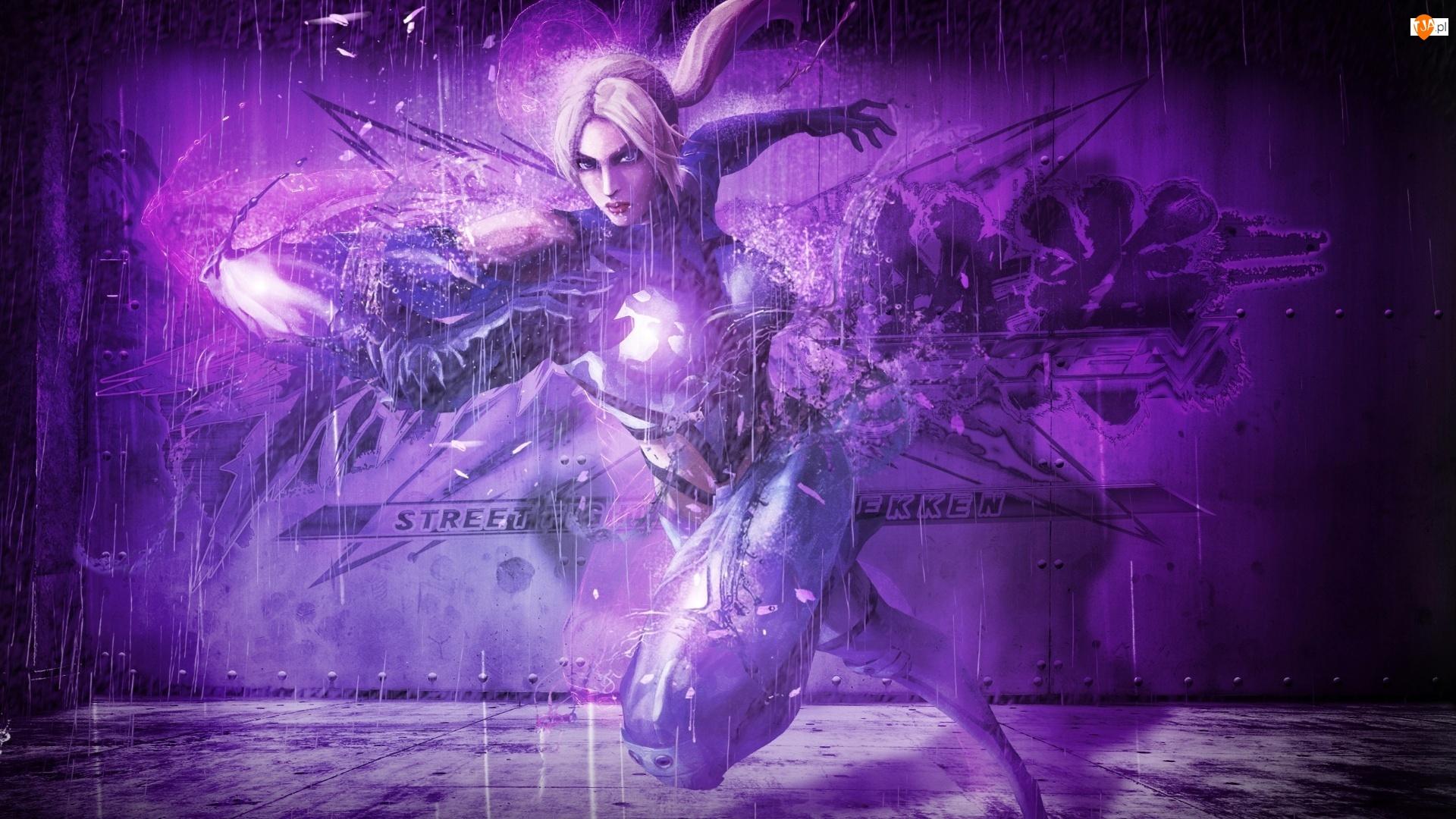 Street Fighter X Tekken, Nina Williams