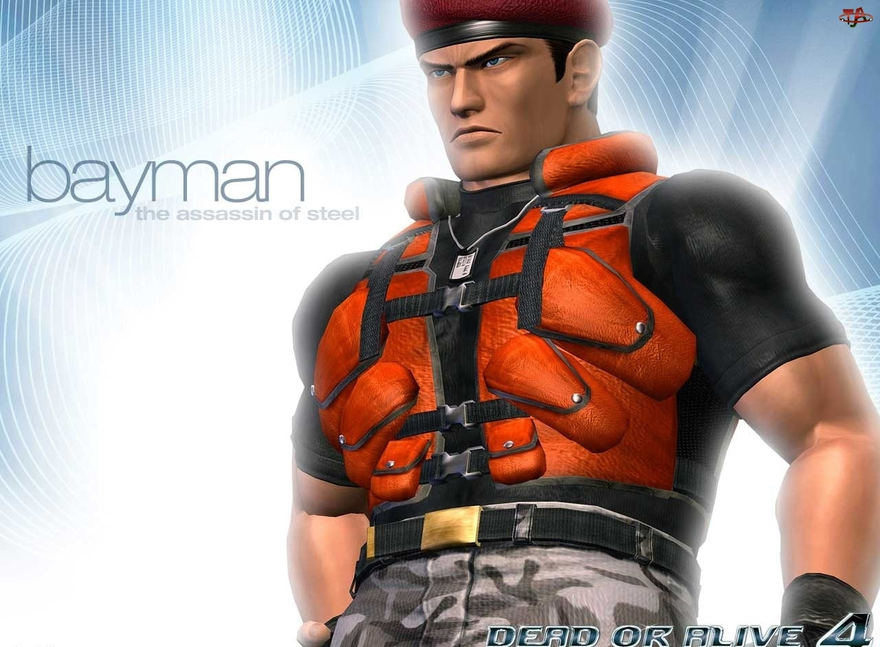 Dead Or Alive 4, Bayman