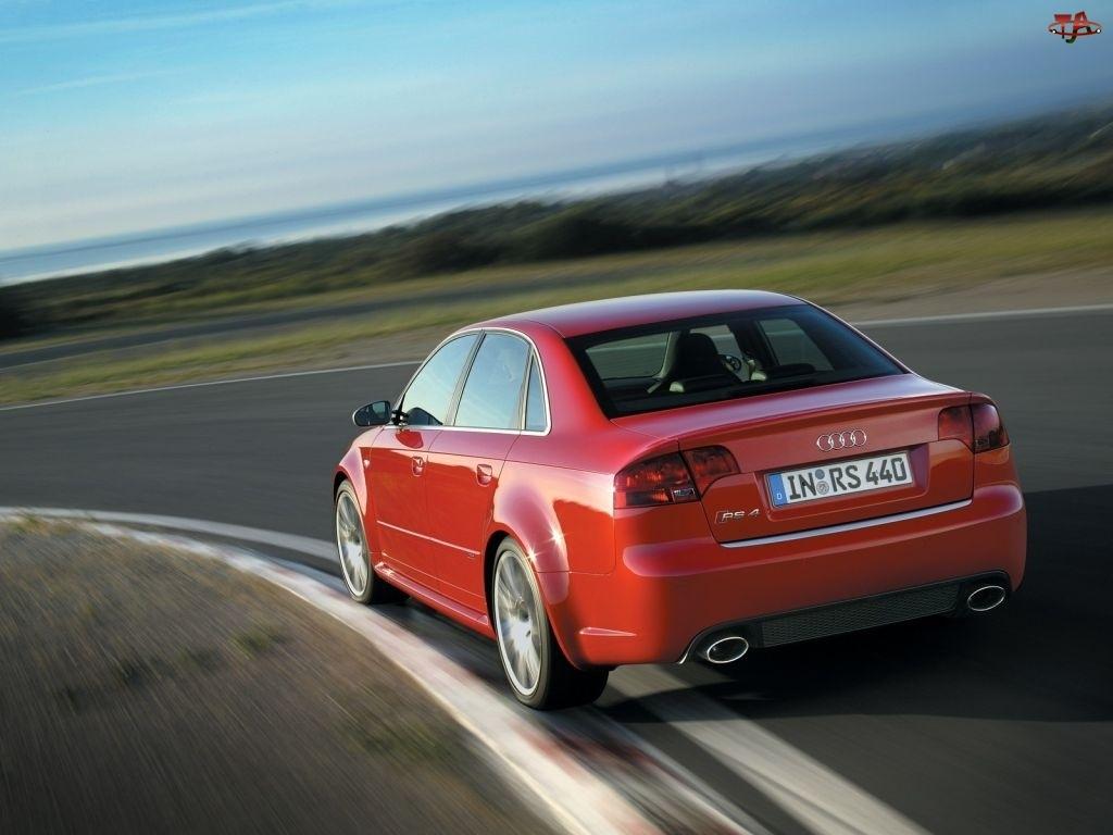 B7, Czerwone, Audi A4