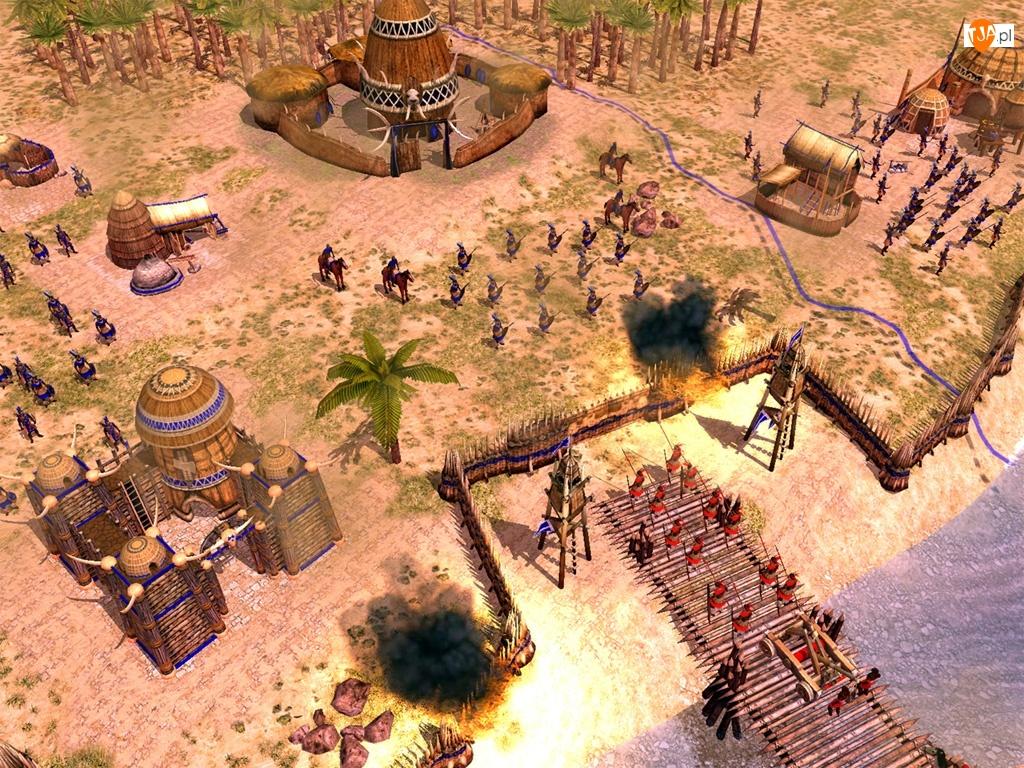 Wioska, Empire Earth 2