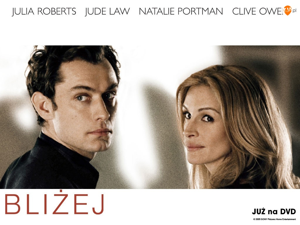 Julia Roberts, Closer, Jude Law