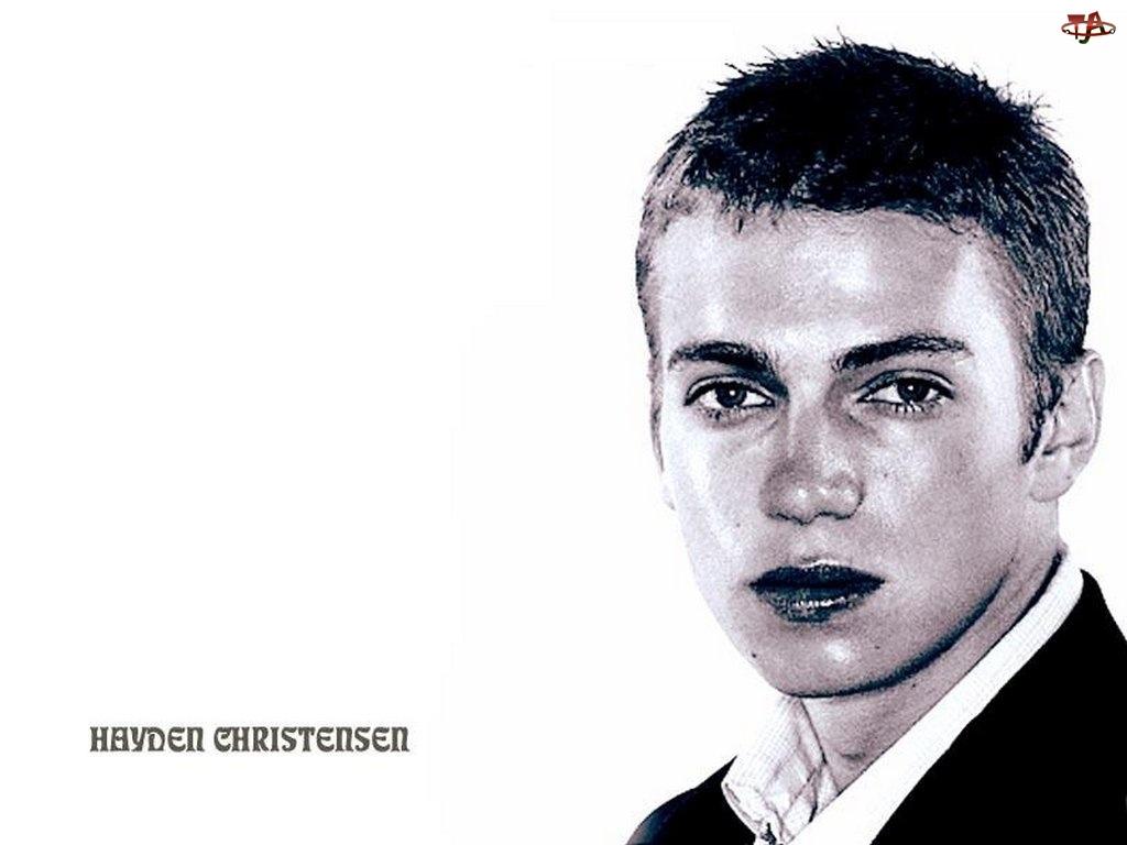 Hayden Christensen, krótkie włosy