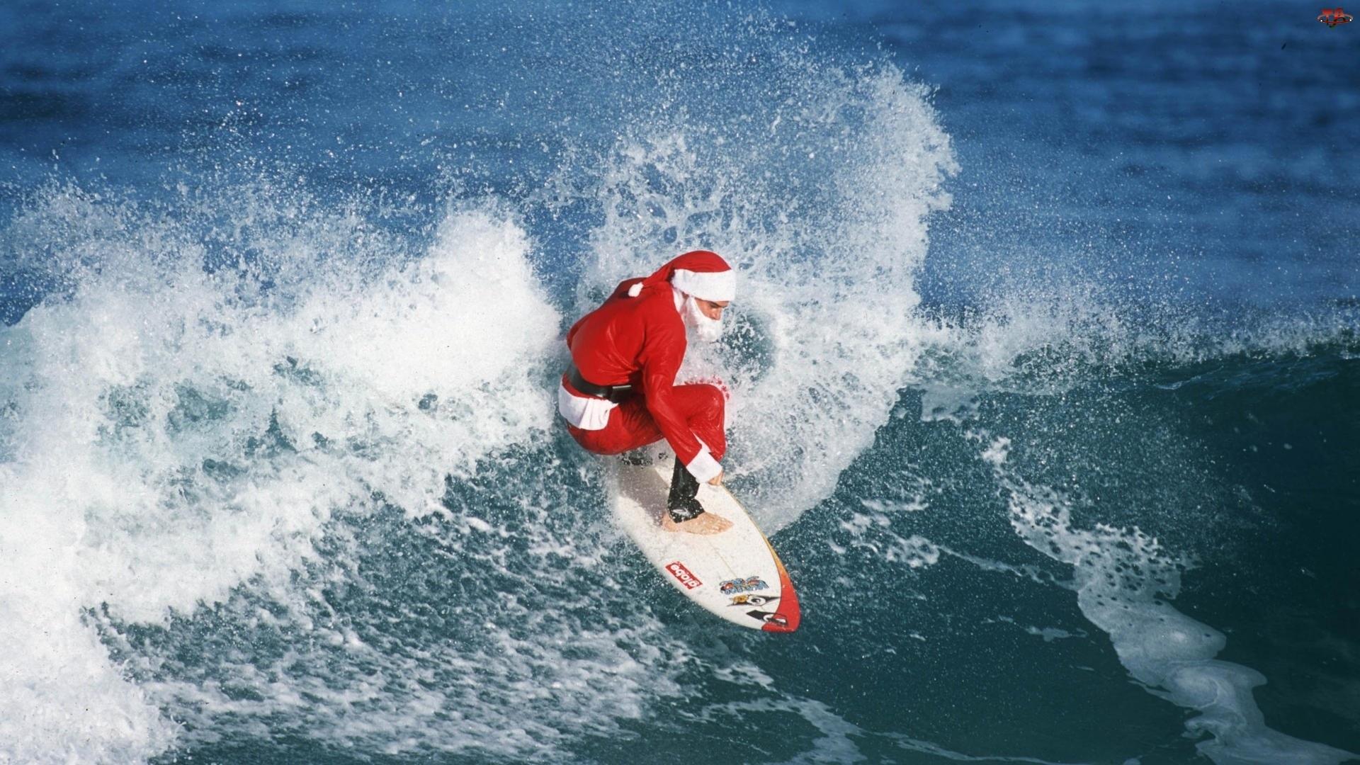 Fala, Mikołaj, Surfer