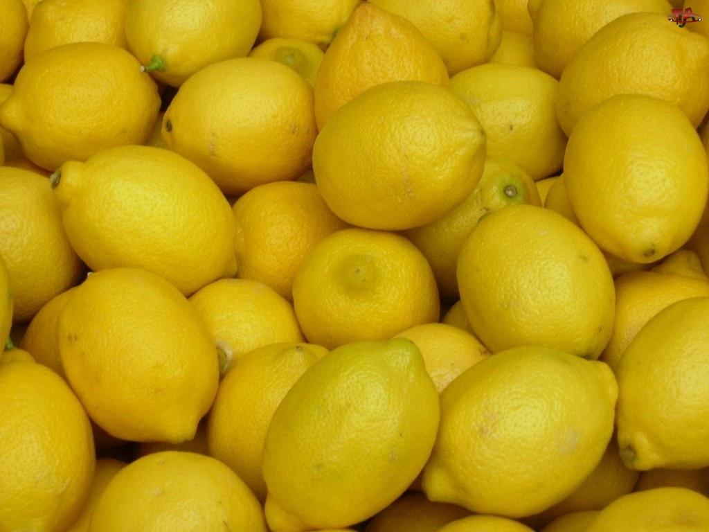 Żółte, Cytryny