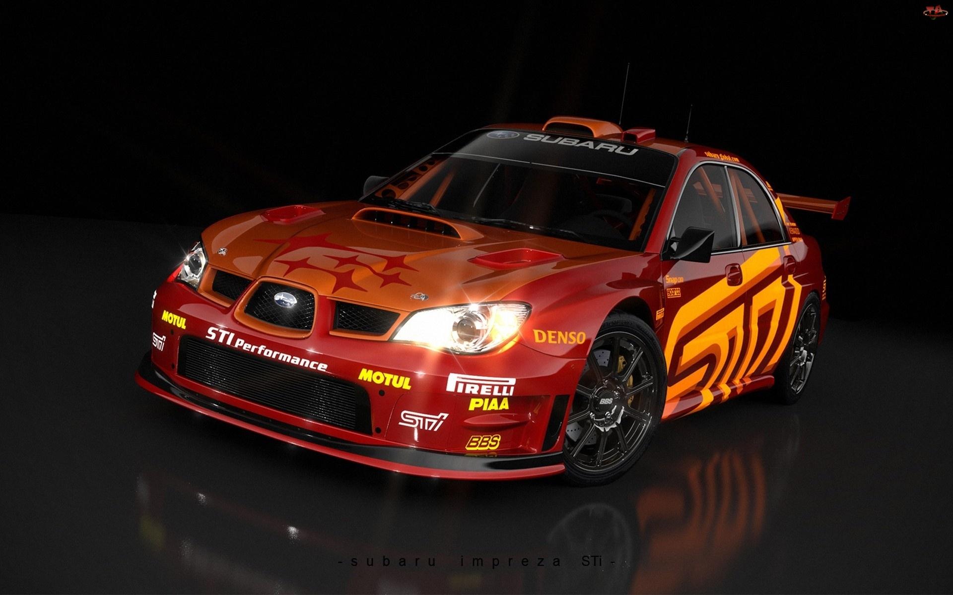 Subaru, STI, Impreza, WRX