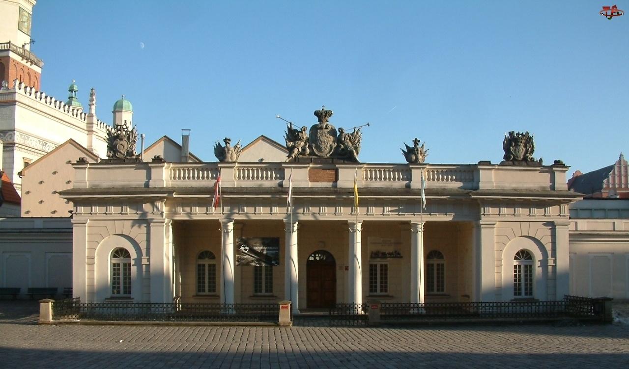 Polska, Poznań, Stary Rynek