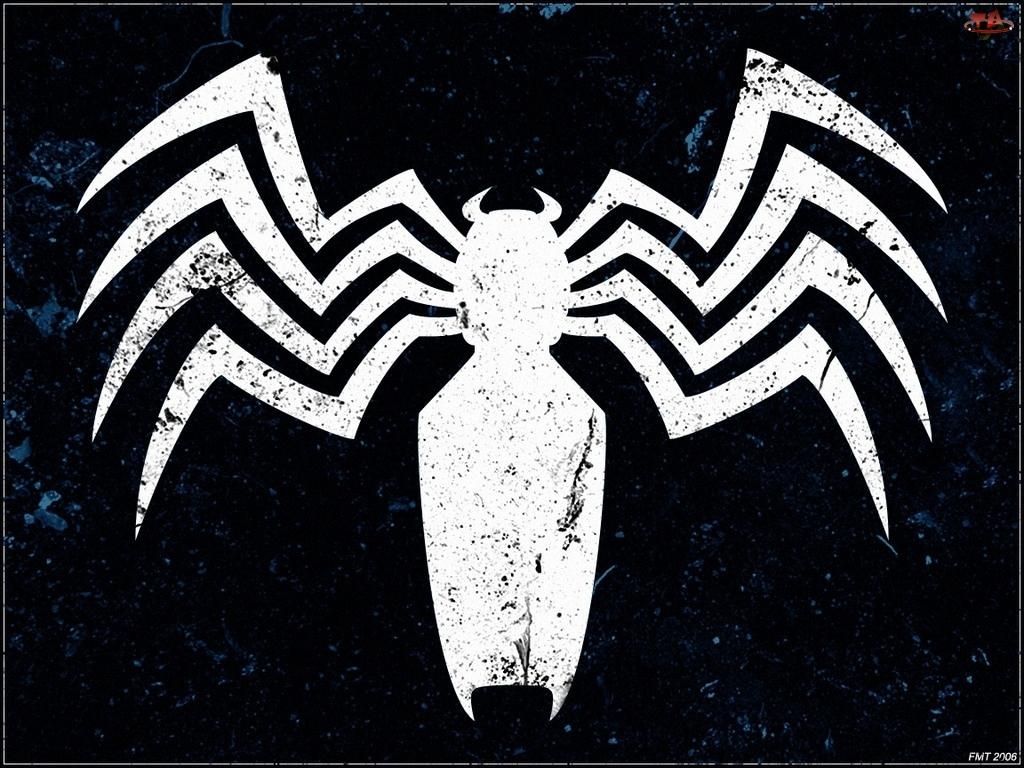 Spiderman, Venom, Logo