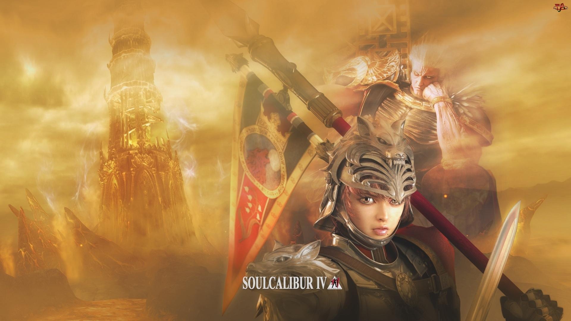 Algor, Soul Calibur IV, Hilde