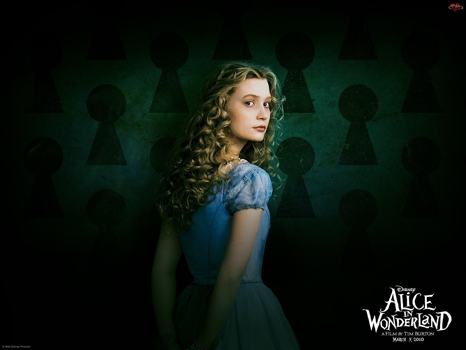 Alicja W Krainie Czarów, Walt Disney