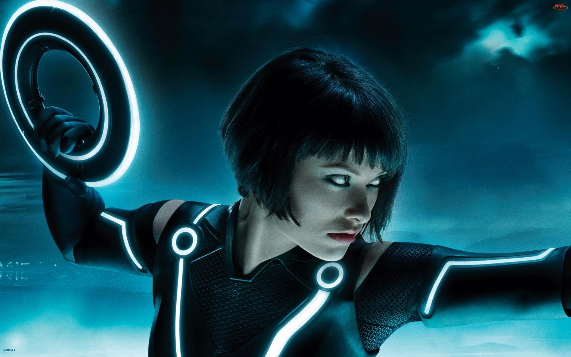 Olivia Wilde, Tron Legacy