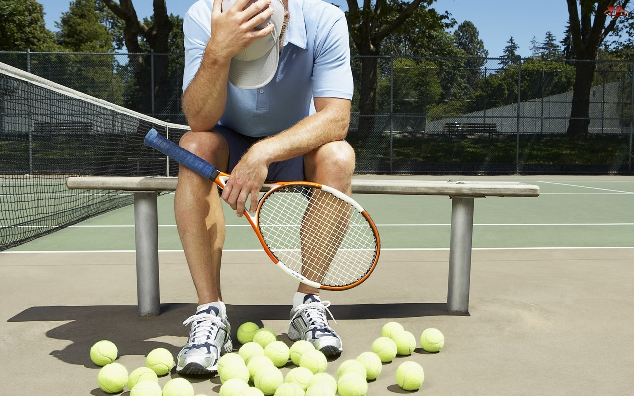 Rakieta, Tenis, Piłeczki