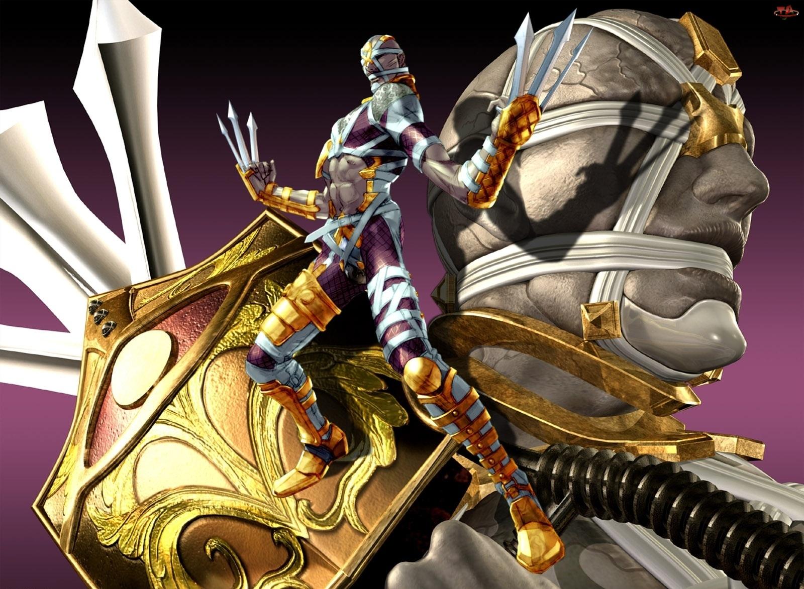 Voldo, Soul Calibur II