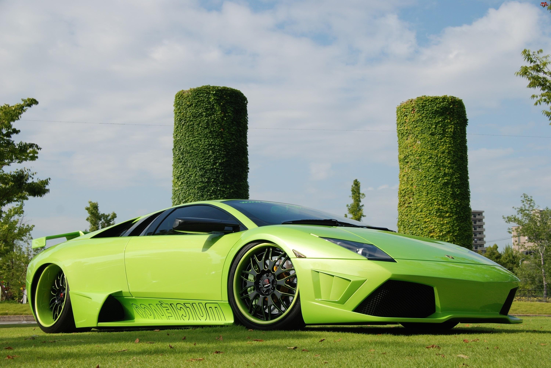 Zielone, Lamborghini