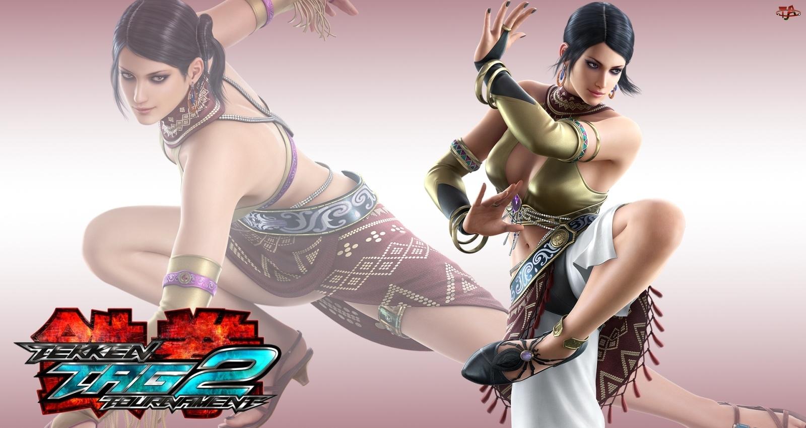 Zafina, Tekken Tag Tournament 2
