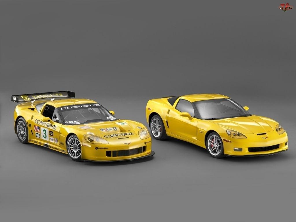 Dwie, Corvette
