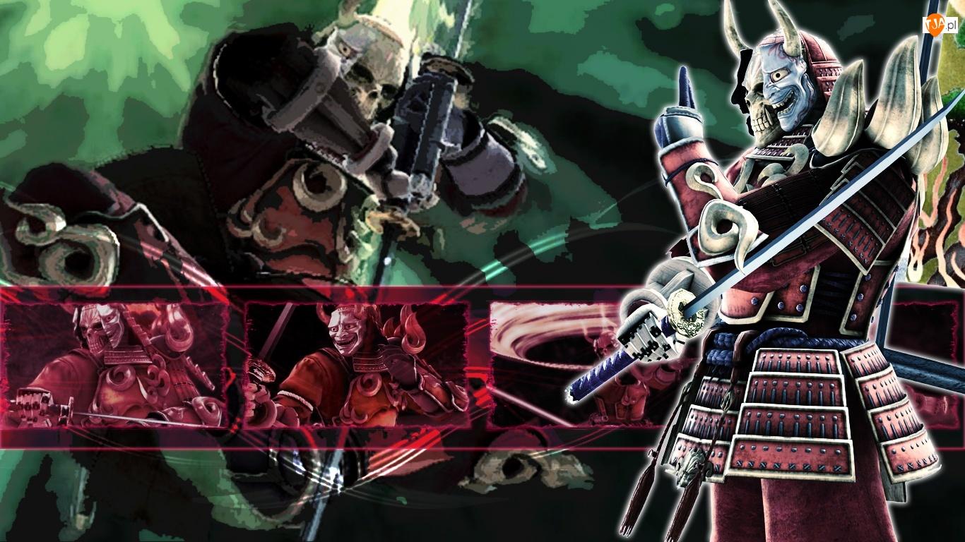 Soul Calibur V, Yoshimitsu