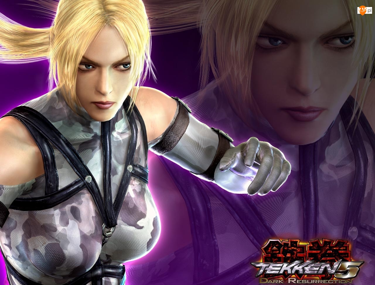Nina Williams, Tekken 5 Dark Ressurection