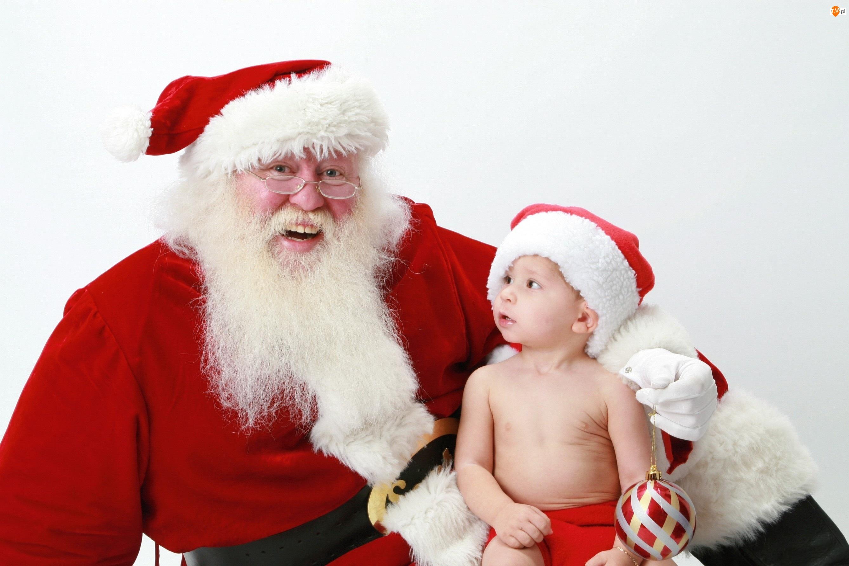 Święty, Dziecko, Mikołaj, Małe