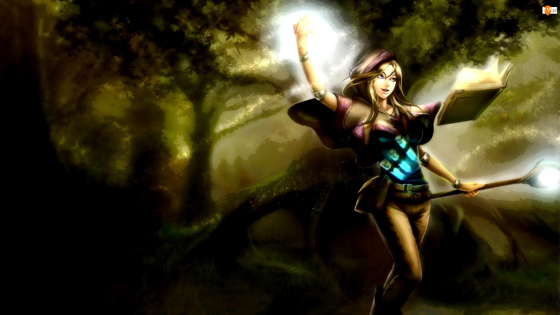 League Of Legends, Lux