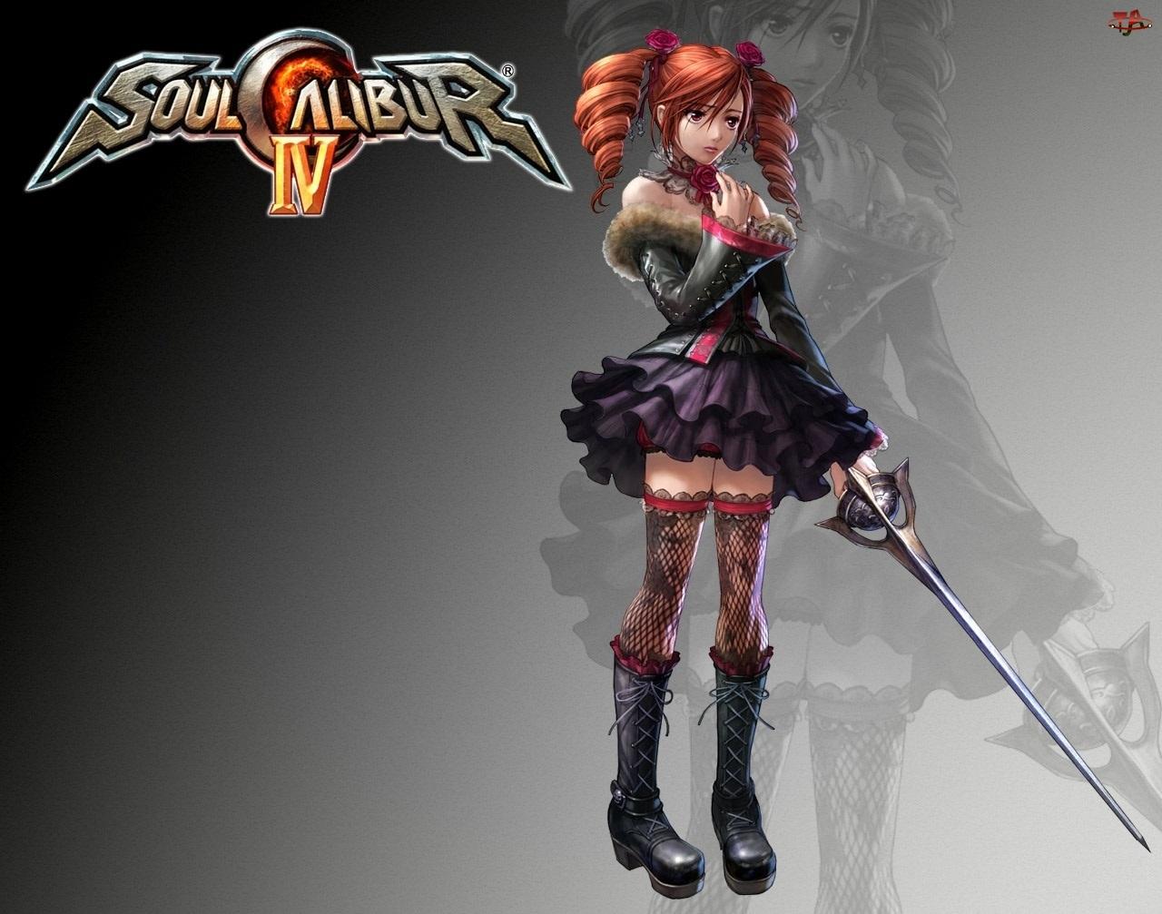 Soul Calibur IV, Amy Sorel