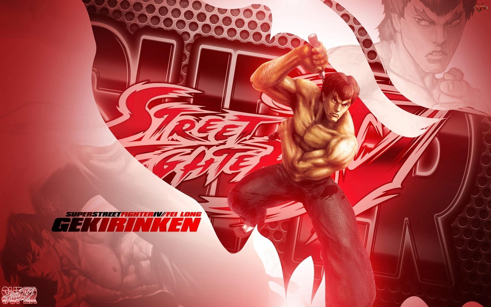 Super Street Fighter IV, Fei Long