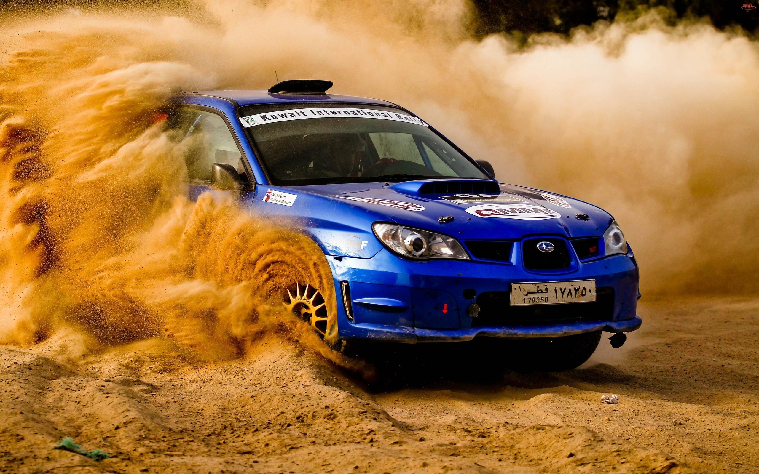 Subaru Impreza ST, Rajdowy