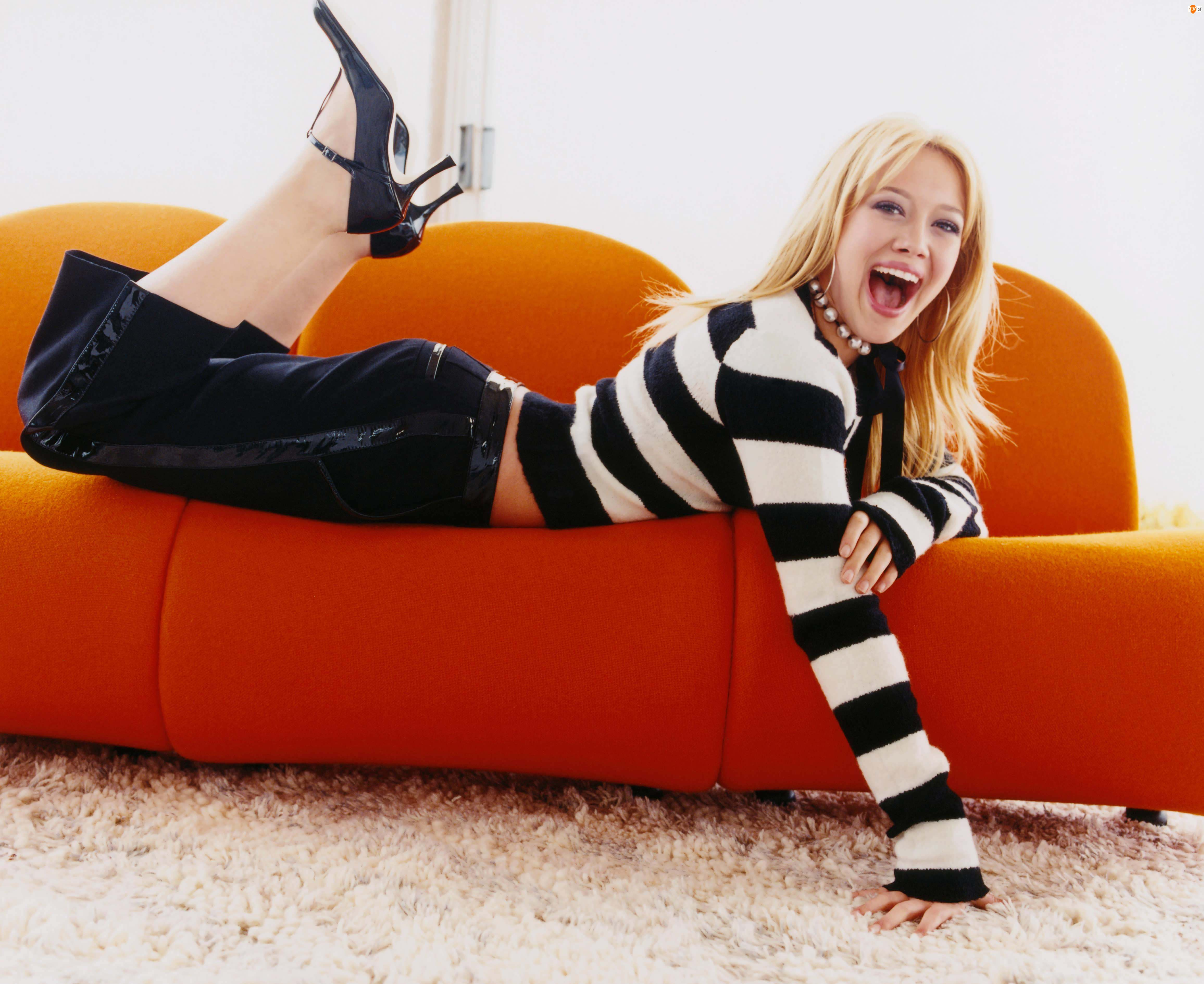 Hilary Duff, Sexy nogi