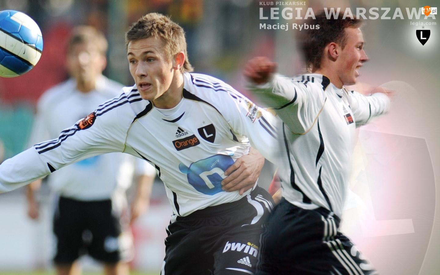 Maciej Rybus, Legia Warszawa, Zawodnik