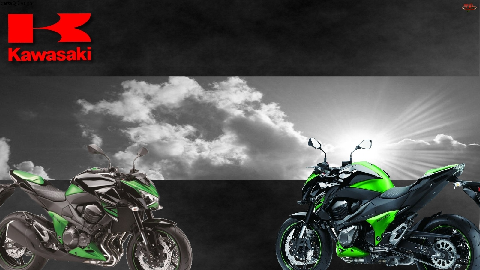 Motocykl, Kawasaki z800