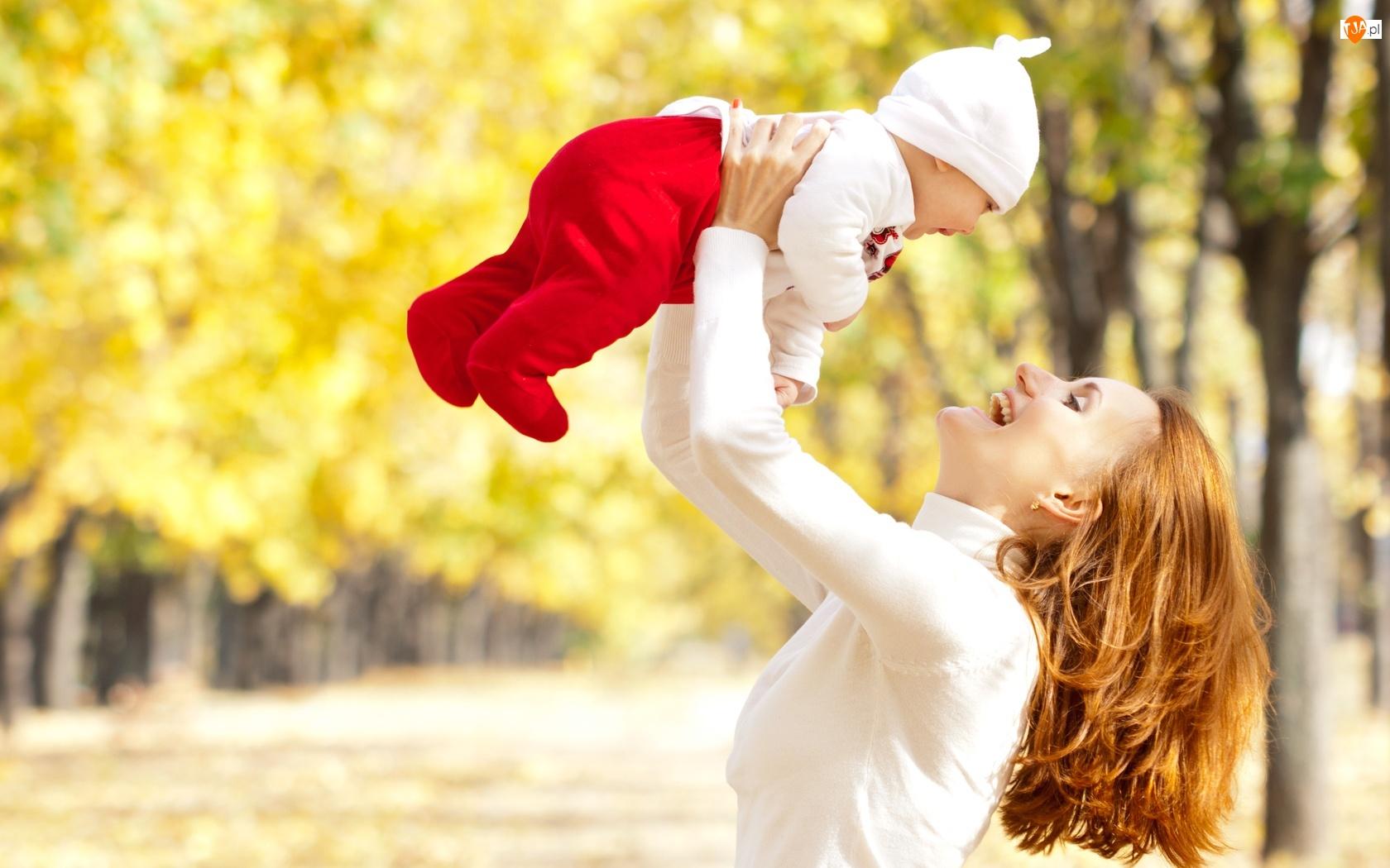 Dziecko, Kobieta, Małe