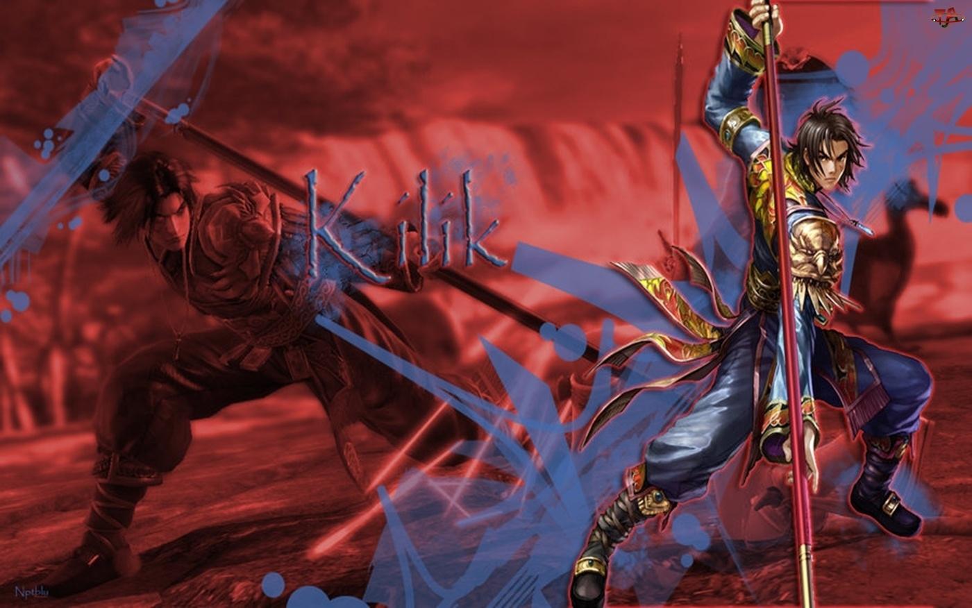 Soul Calibur IV, Kilik