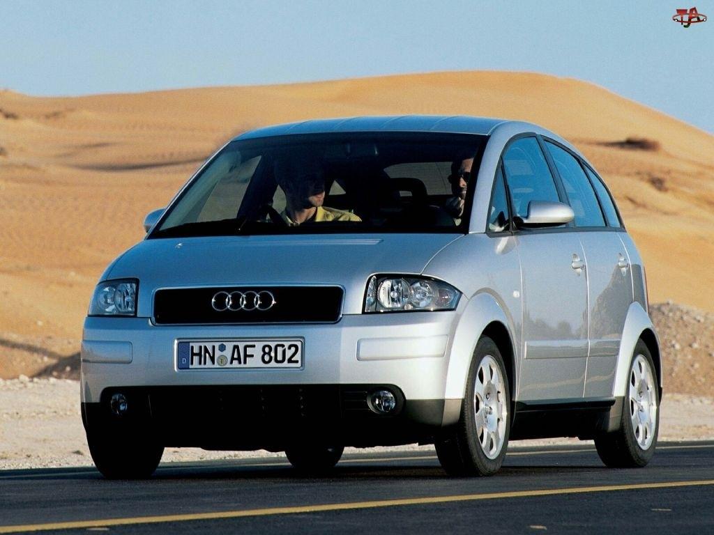 Srebrne, Audi A2