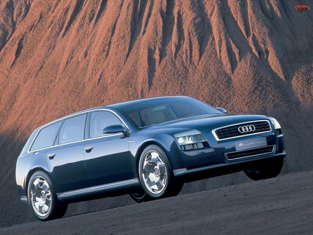 Audi Avantissimo, Prototyp