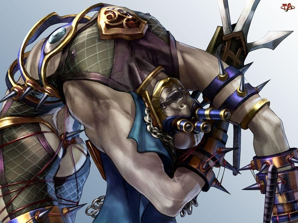 Voldo, Soul Calibur IV