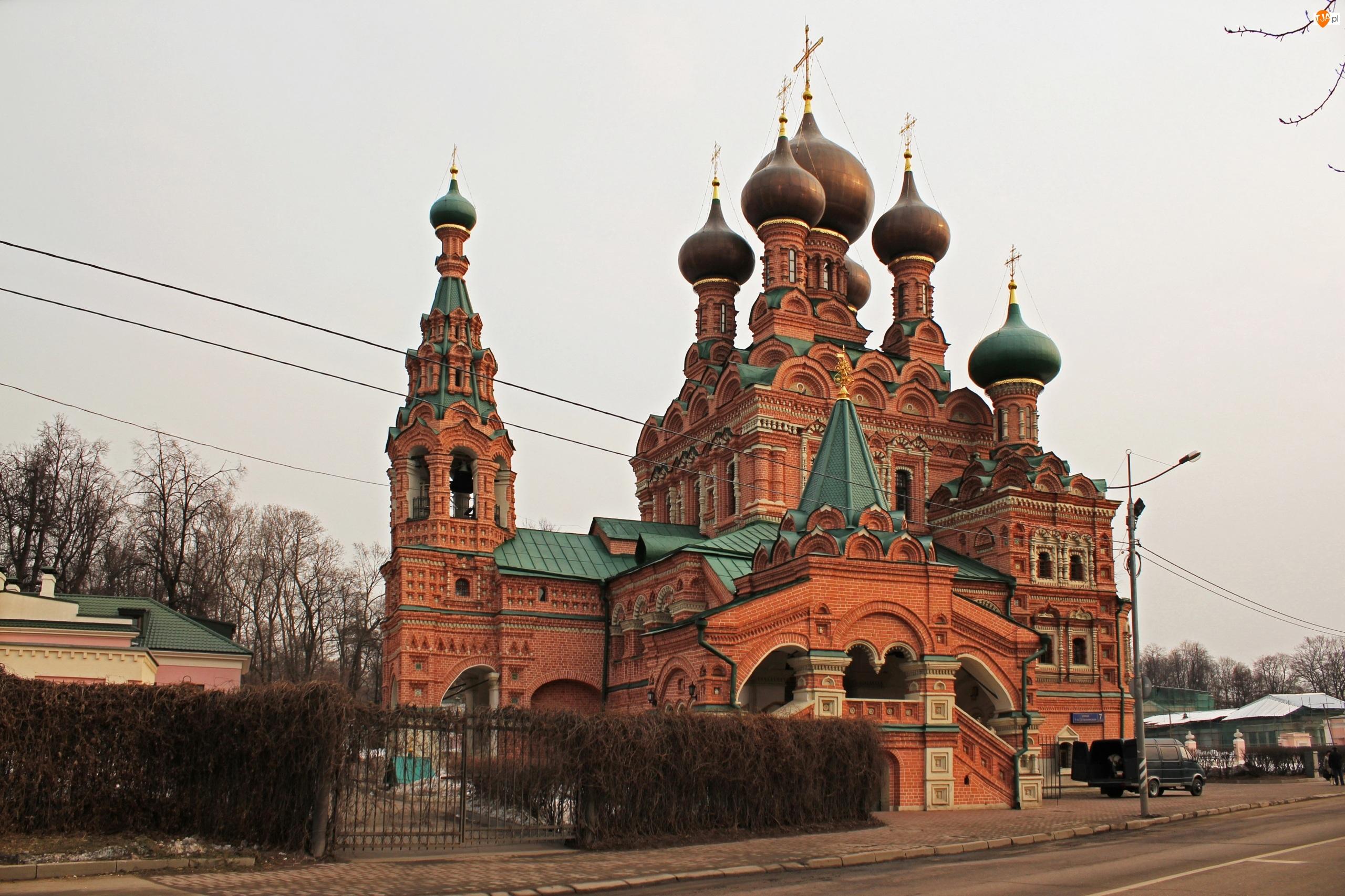 Cerkiew, Dzielnica, Ostankino