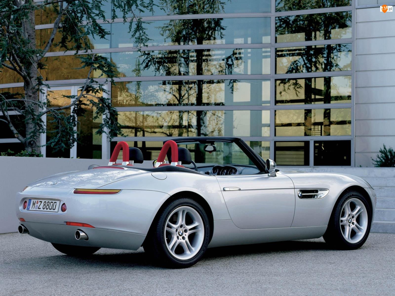 Z8, Roadster