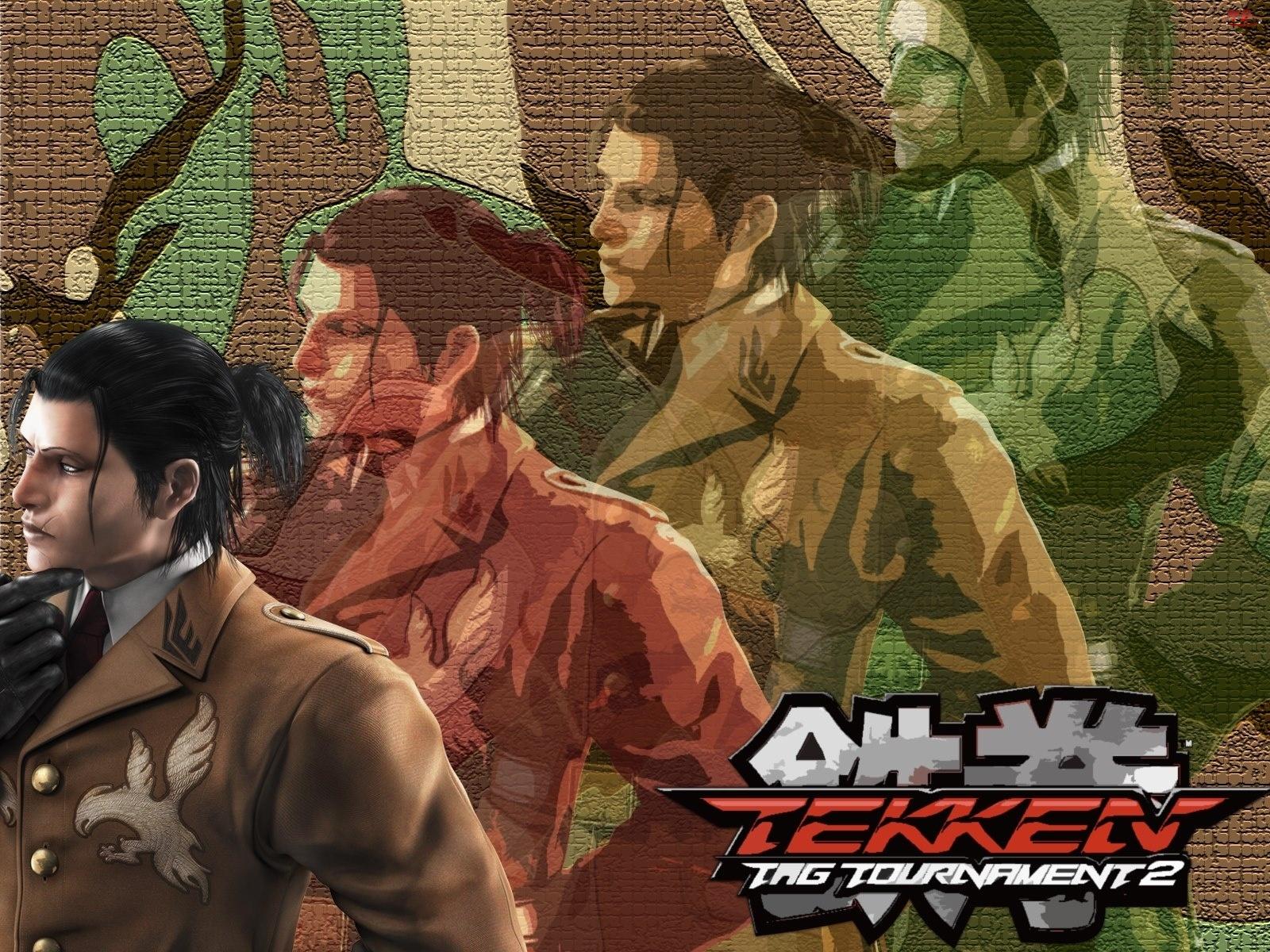Dragunov, Tekken Tag Tournament 2