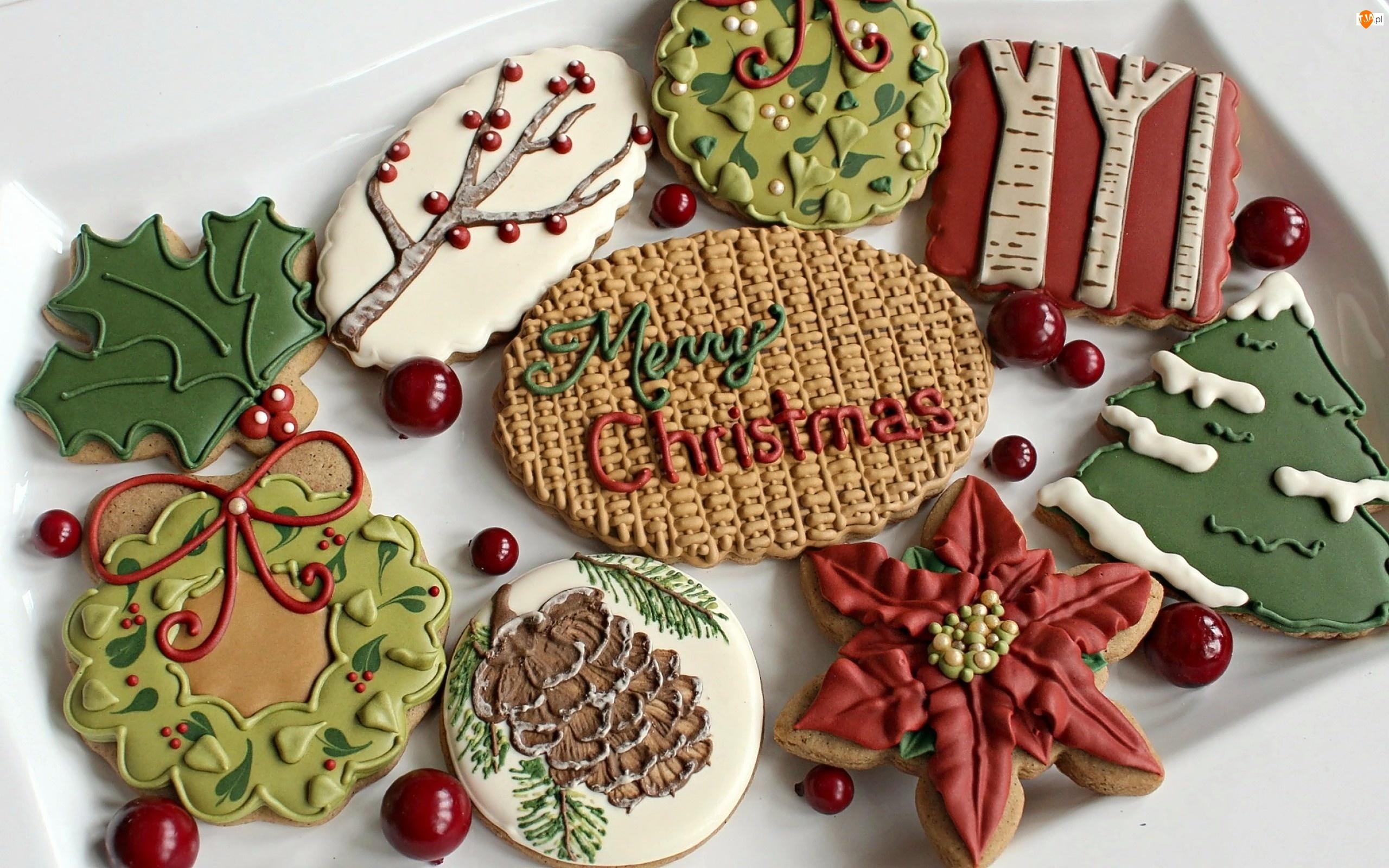Świąteczne, Ciasteczka, Pierniki