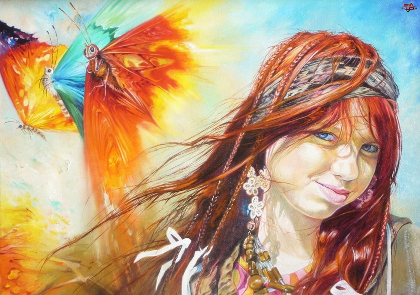 Motyle, Włodzimierz Kukliński, Kobieta