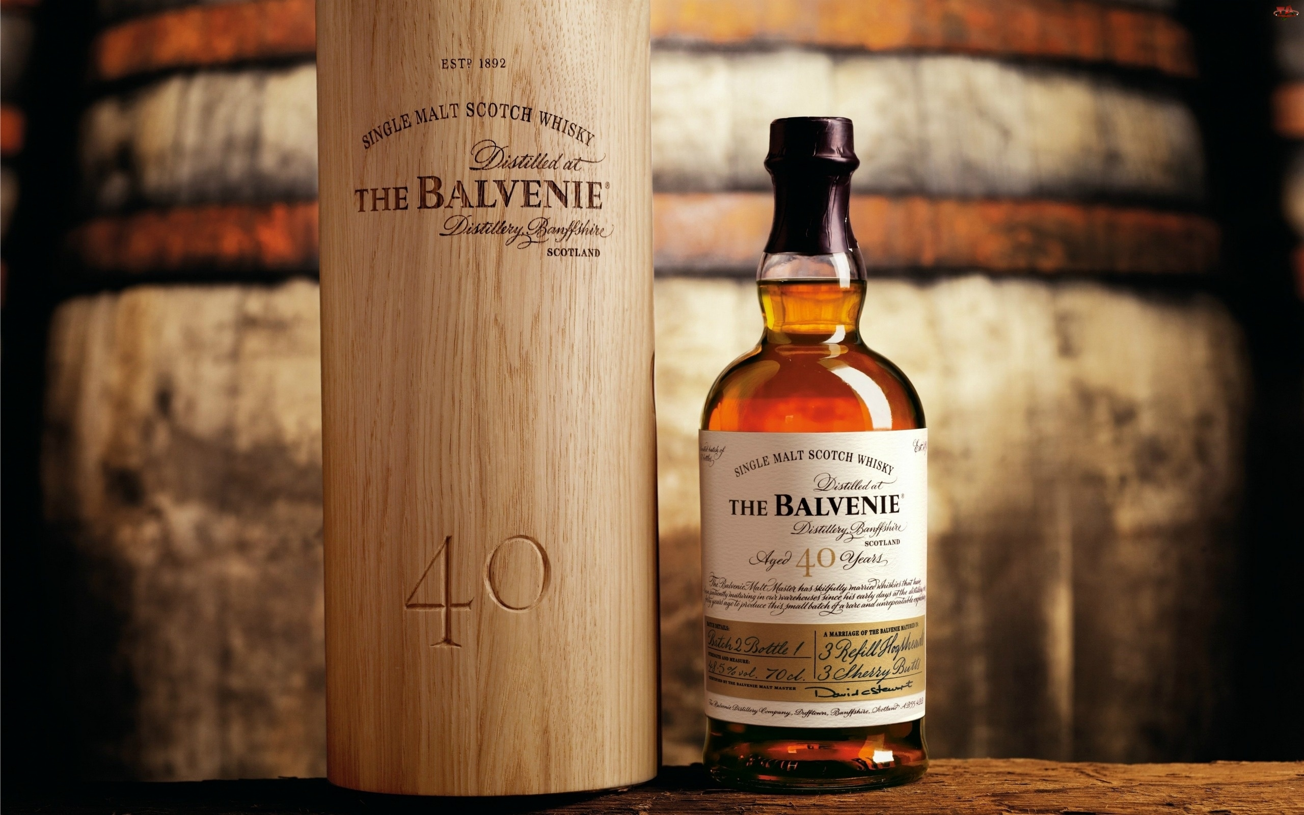 Balvenie, Szkocka, Whisky