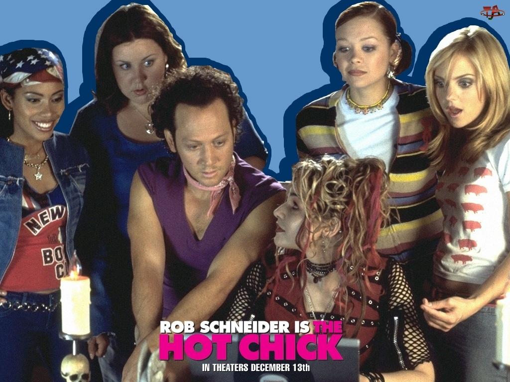 Hot Chick, kobiety, Rob Schneider, Sam Doumit