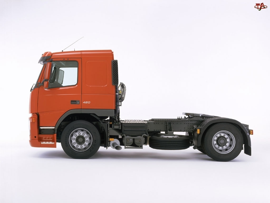 Ciągnik Volvo