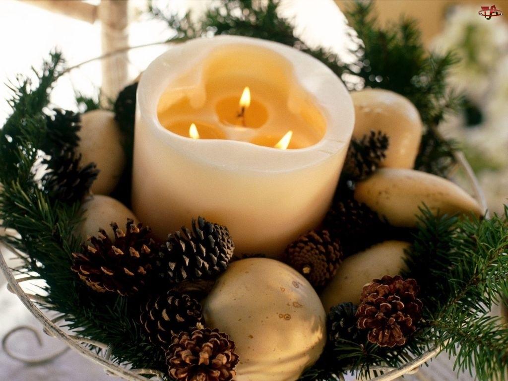 Boże Narodzenie, stroik