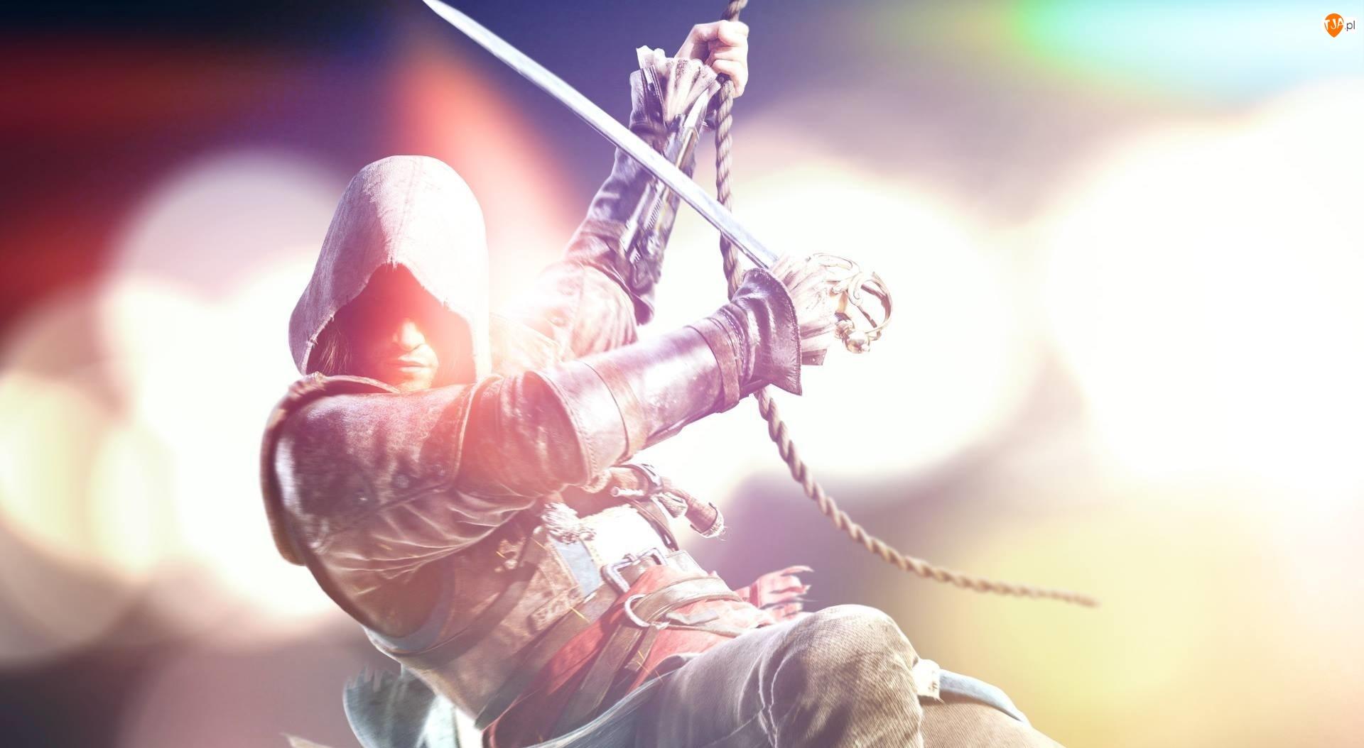 Assassins Creed IV:Blag Flag, Edward Kenway