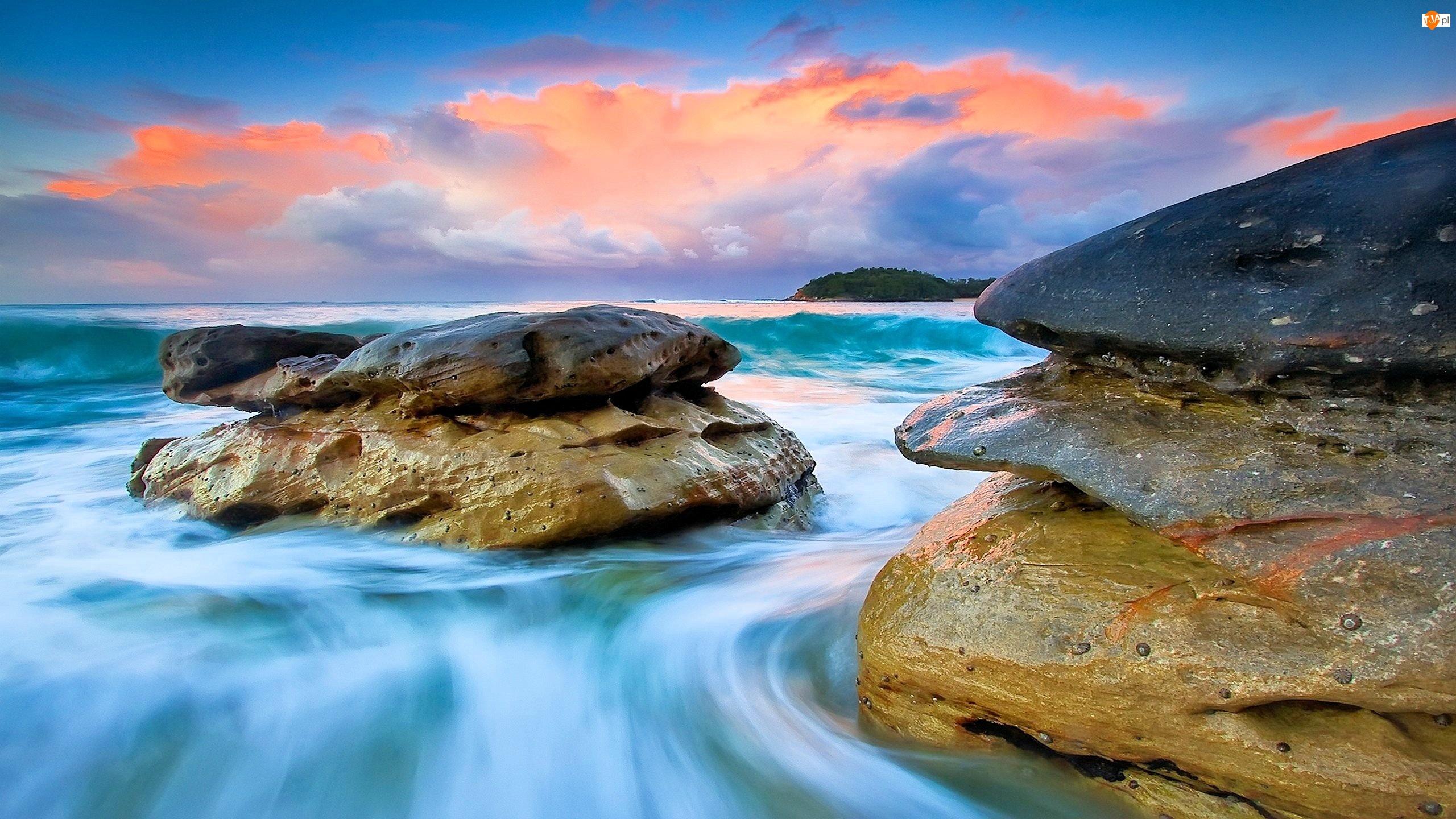 Niebo, Morze, Kamienie