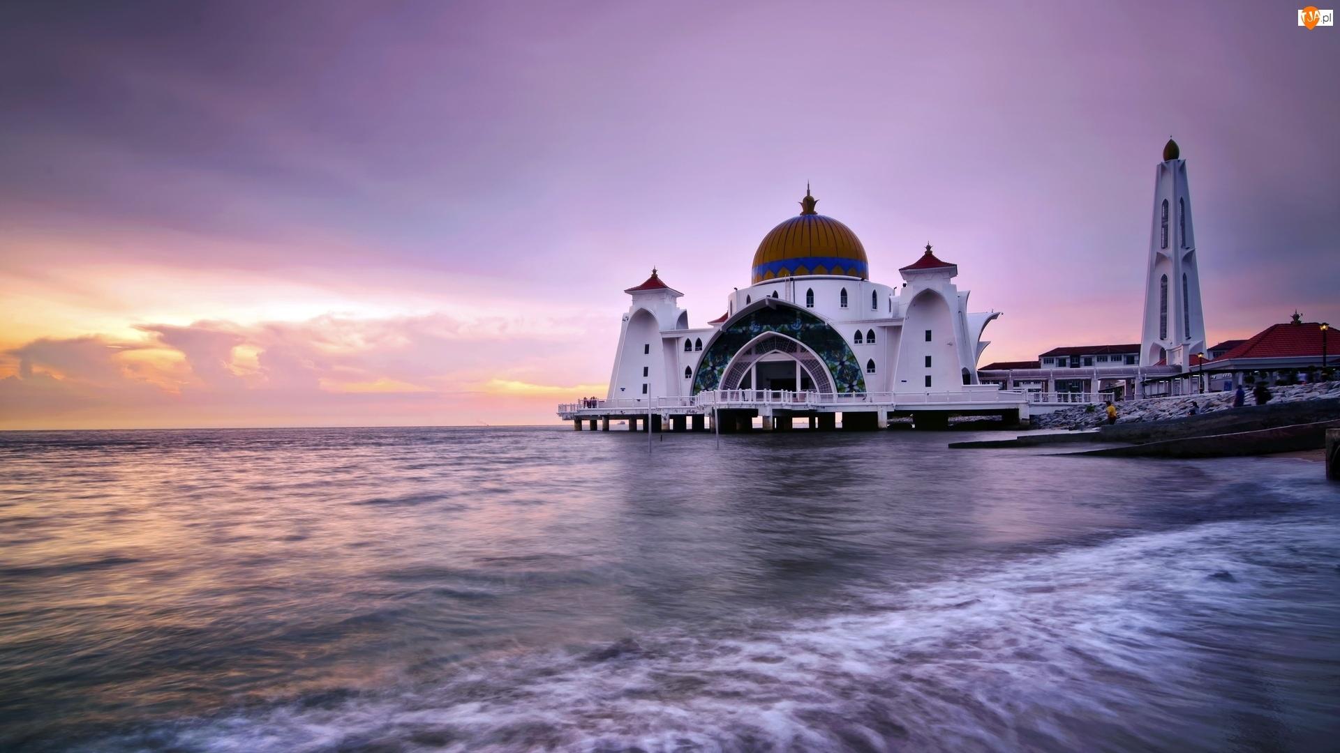 Świątynia, Morze