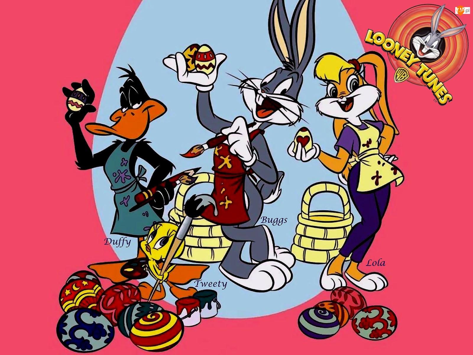 Pisanki, Looney Tunes