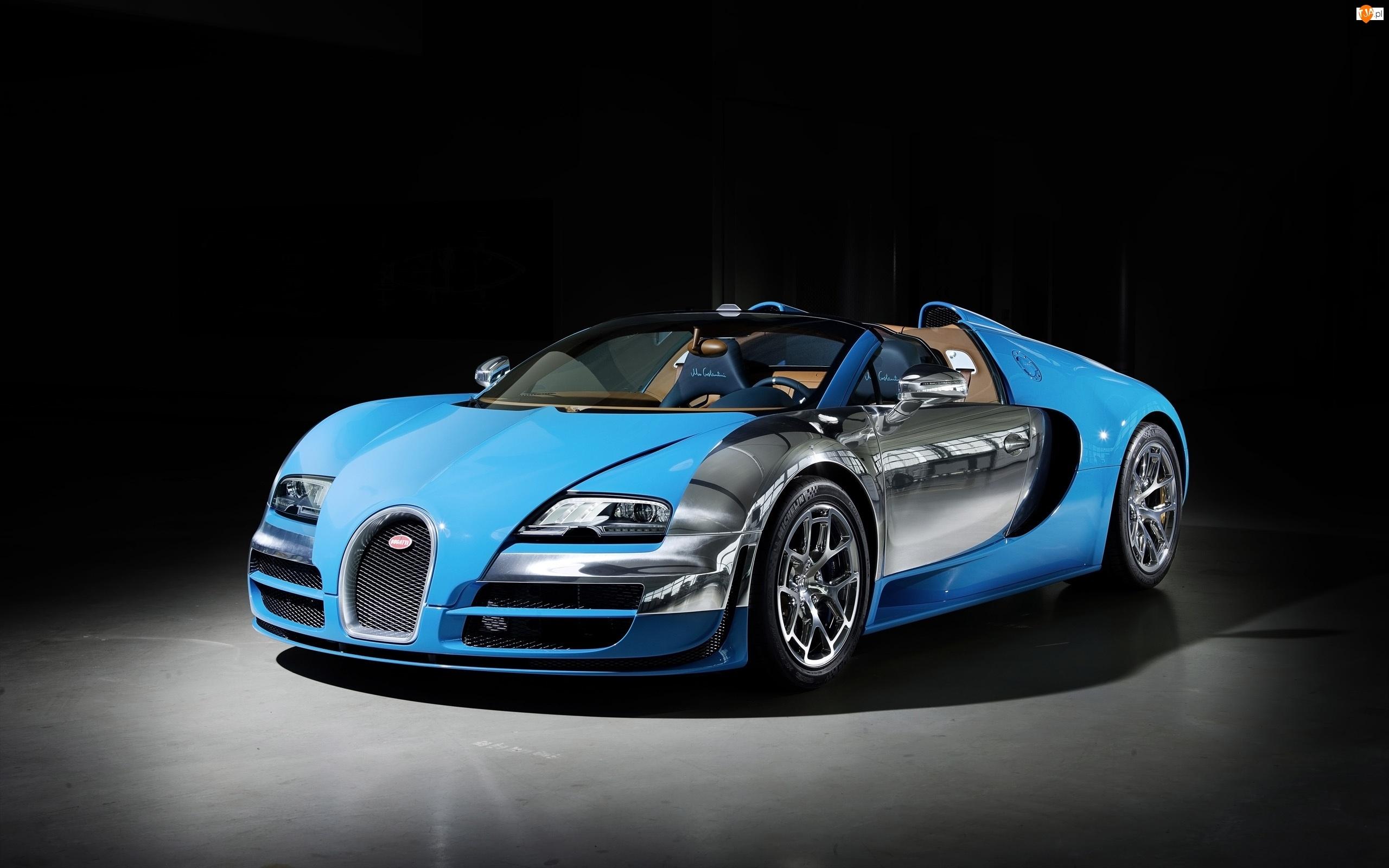 Sportowe, Bugatti Veyron Grand Sport Vitesse