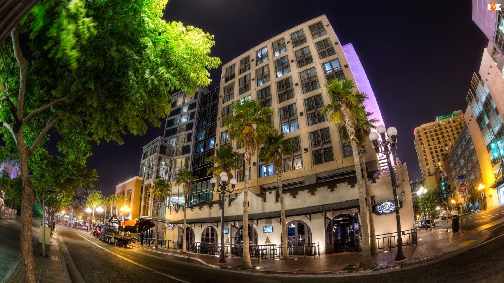 San Diego, Noc